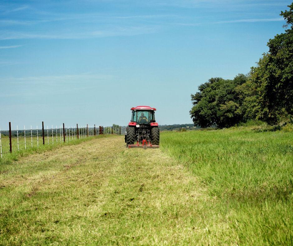south texas tractor shredding services